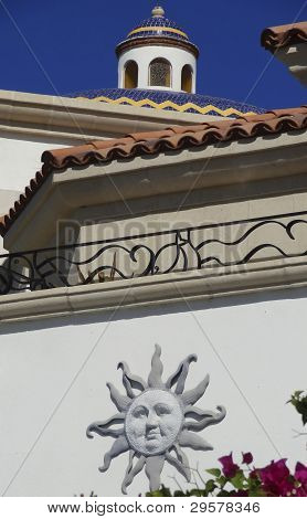 Dome And Sun