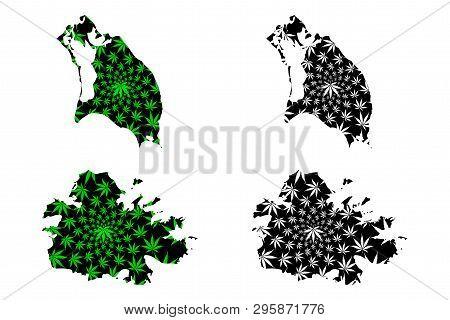 Antigua Barbuda - Map Vector & Photo (Free Trial) | Bigstock