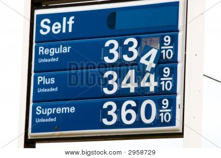 Falling Gas Prices