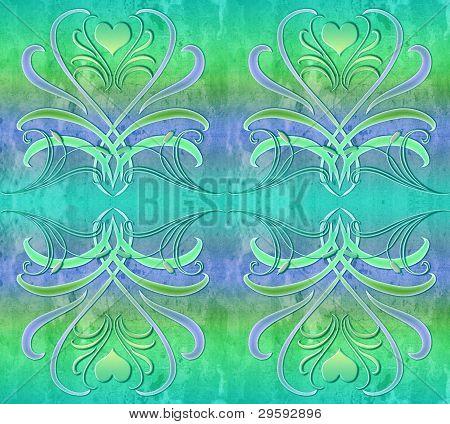 Cool Spring Tile