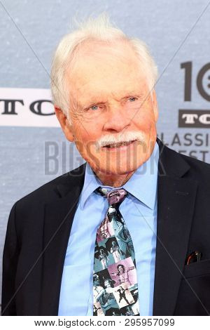 LOS ANGELES - APR 11:  Ted Turner at the 2019 TCM Classic Film Festival Gala -