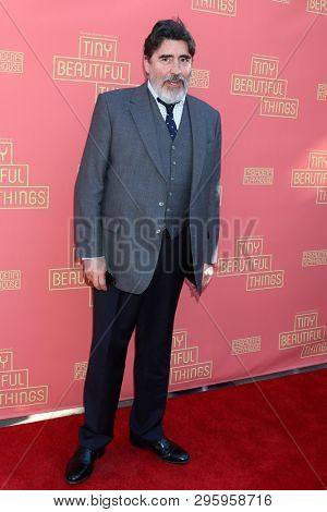 LOS ANGELES - APR 14:  Alfred Molina at the
