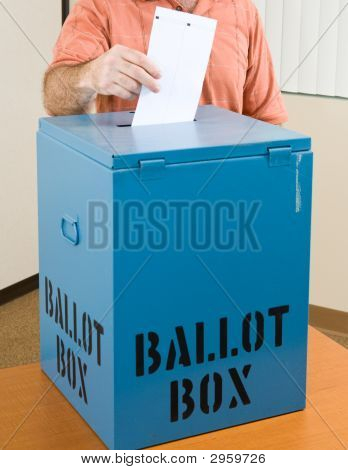 Election - Casting Ballot