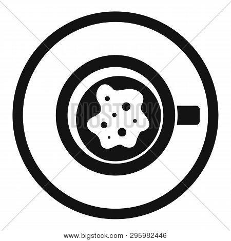 Future Coffee Teller Icon. Simple Illustration Of Future Coffee Teller Vector Icon For Web Design Is