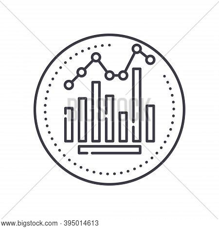 Classify Icon, Linear Isolated Illustration, Thin Line Vector, Web Design Sign, Outline Concept Symb