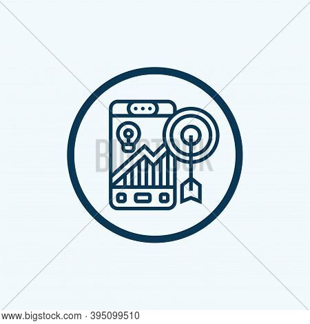 Target Icon. Marketing Target Icon Vector Target Icon. Image Target Icon. Color Target Icon. Busines