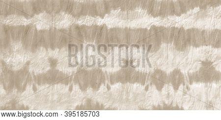 Torn Striped Tie Dye. Paint Textile Design. Antique Ink Paint Surface. Batik Dye Textures. Ripped Pa
