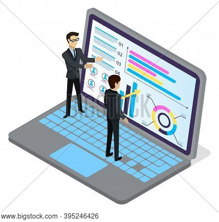Analysing Infocharts, Creating Presentation With Charts, Graphics, Diagram, Developing Financial Pla