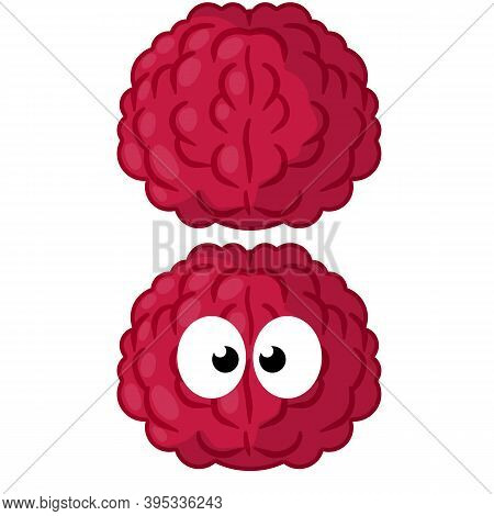 Boiling Brain. Steam In The Head. Stress And Problems With Intelligence. Fatigue And Lethargy Of The