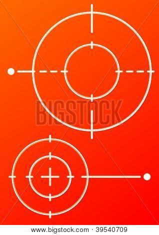 Target background