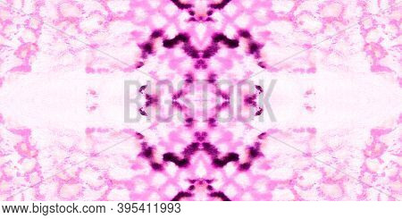 Seamless Predator Pattern. Cobra Or Phyton Wild Surface. Jungle Exotic Background. Pink And White Ra
