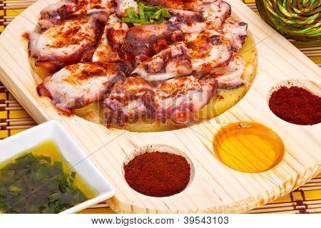 Octopus Slices