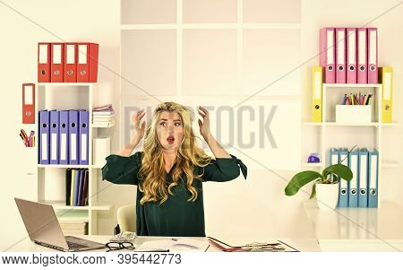 Money. Office With Financial Auditor Or Finance People. Businesswoman Working At Home. Investment Ad