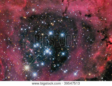 Ngc2244 Rosette Nebula