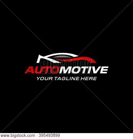Automotive Logo. Cars Auto Vehicle. Branding For Automotive, Sales, Rent Car, Garage, Race , Auto Re