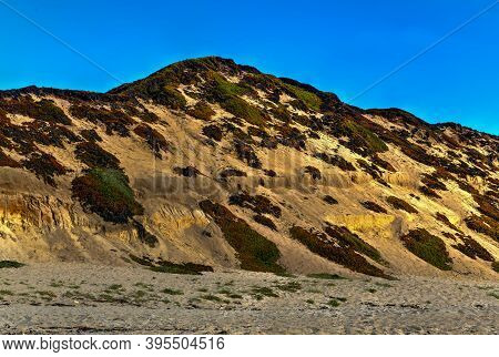 Fort Ord Dunes State Park Is A State Park In California, United States, Along 4 Miles Of Coastline O