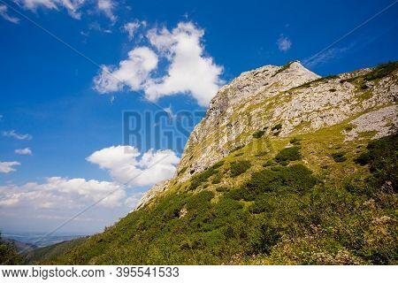 Beautiful Tatry Mountains  Landscape