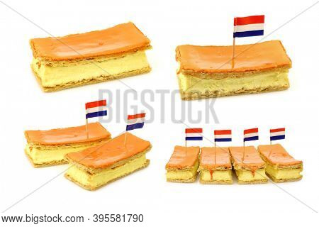 Traditional Dutch pastry called