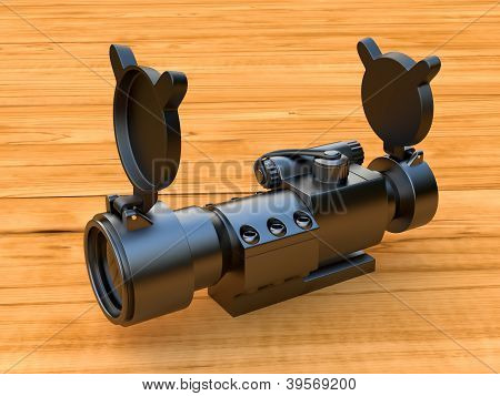 Collimator Gunsight