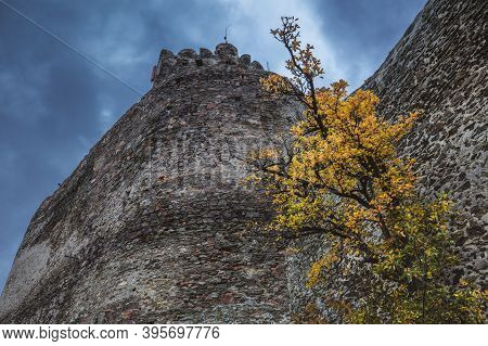 Bolkow Castle In Bolkow. Bolkow, Lower Silesia, Poland.