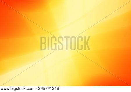 Abstract red yellow soft background gradient smooth design. Autumn colors style background for brochures, covers, flyers and business cards.Bright abstract trending color background.