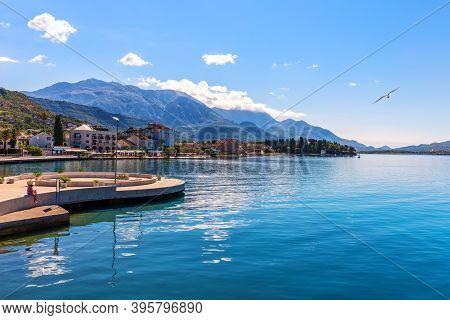 Porto Montenegro Marina, Tivat, Wonderful Summer View