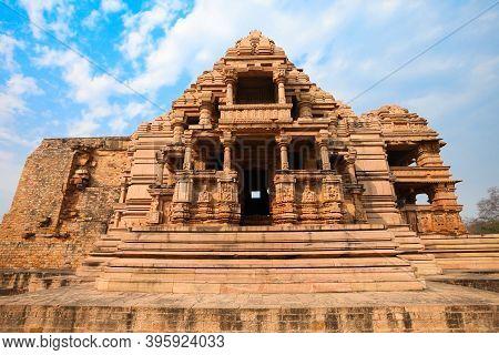 Sasbahu Temple Or Sas Bahu Mandir Is A Hindu Twin Temple In Gwalior City In Madhya Pradesh State In