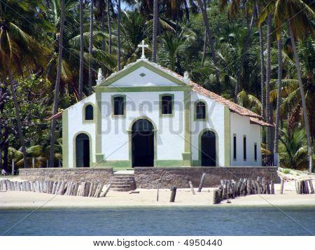 Church Of Sao Benedito