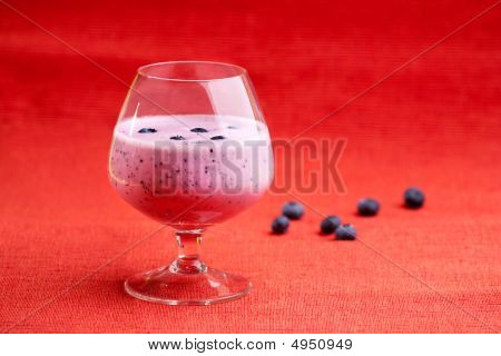 Blueberry Drink