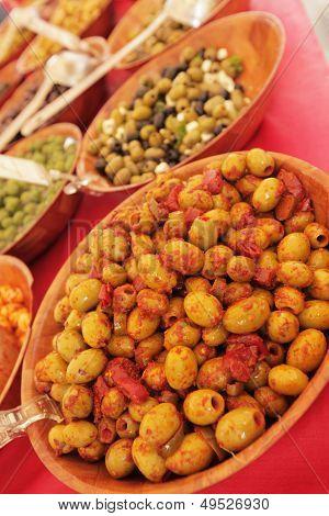Olives for sale