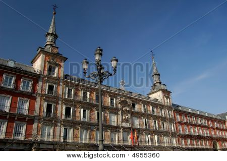 Major Square, Madrid