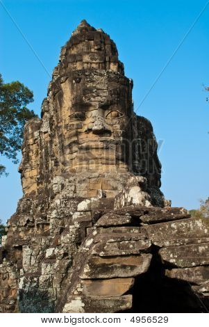 Bayon Temple Tower