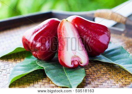 Rose apples or chomphu