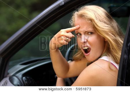 Aggression in the car