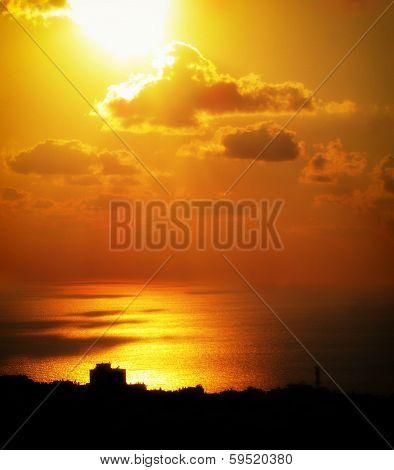 Haifa Sunset