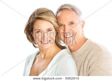 älteres Ehepaar