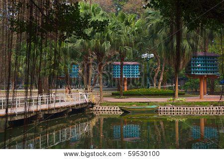 Dovecote Garden City Of Hanoi
