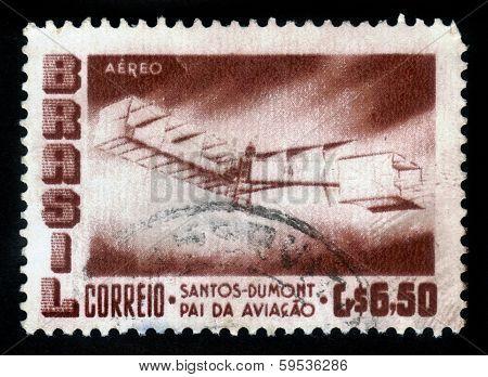 Santos - Dumont 1906 Plane