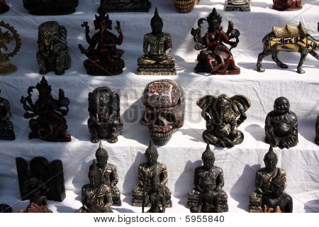Ethnic Indian Artifacts