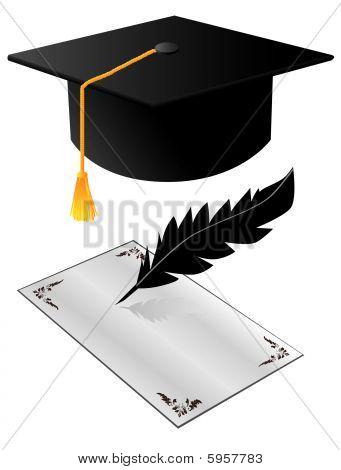 Hat and a paper on graduation