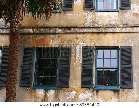 Charleston Windows and Shutters