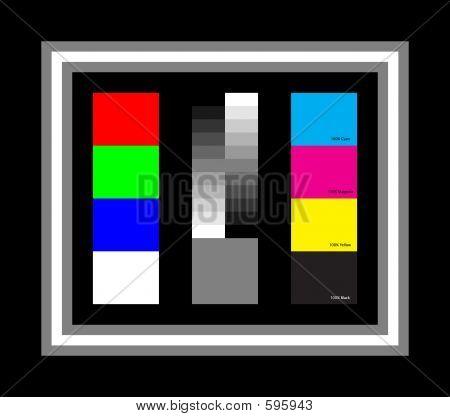 Simple Colour Chart