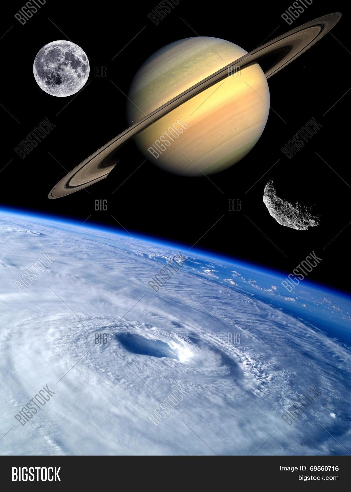 earth fantasy planets image photo free trial bigstock