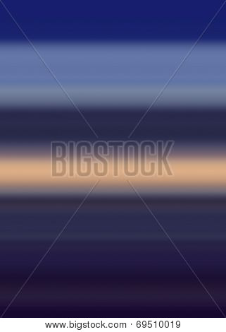 Wall art or backgrounds - Color abstract modified landscape evoking serene mediative state.