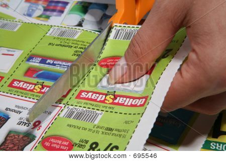 Cutting Coupons