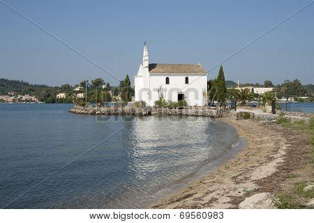 Church in Gouvia, Corfu