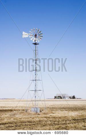 Vintage Windmill