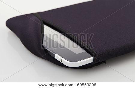 Tablet In Sleeve