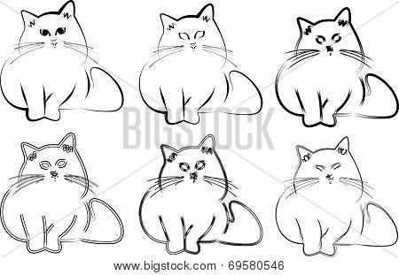 Gatos-gatinhos-cat-gato.eps