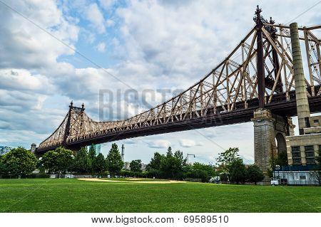 Bridge Over Ball Field